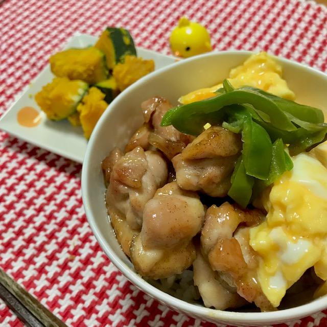 鶏の照り焼き丼〜『志麻さんの自宅レシピ』
