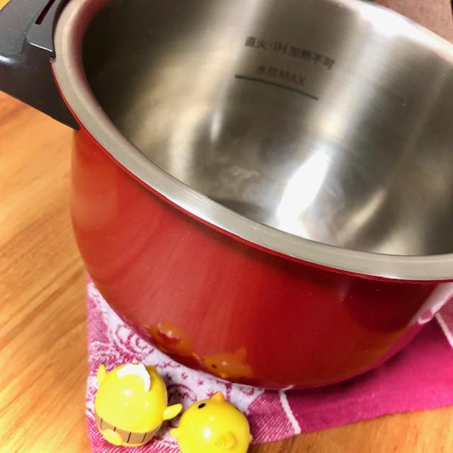 シャープの水なし自動調理鍋「ヘルシオ ホットクック」
