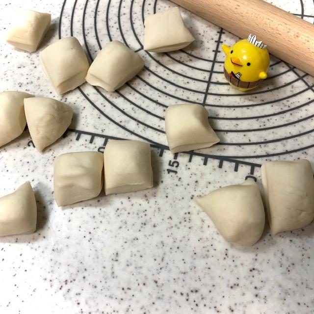 皮から手作り餃子