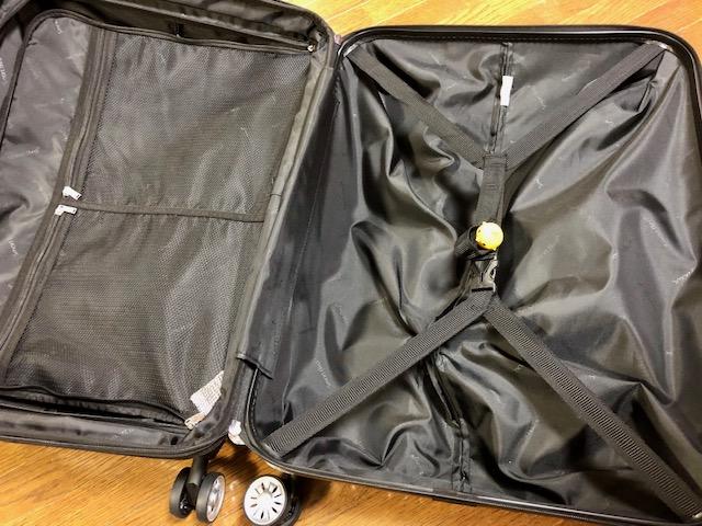 佐世保市ふるさと納税スーツケース