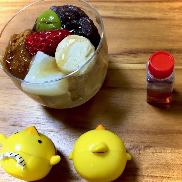 三浦菓子店のあん蜜「三蜜」
