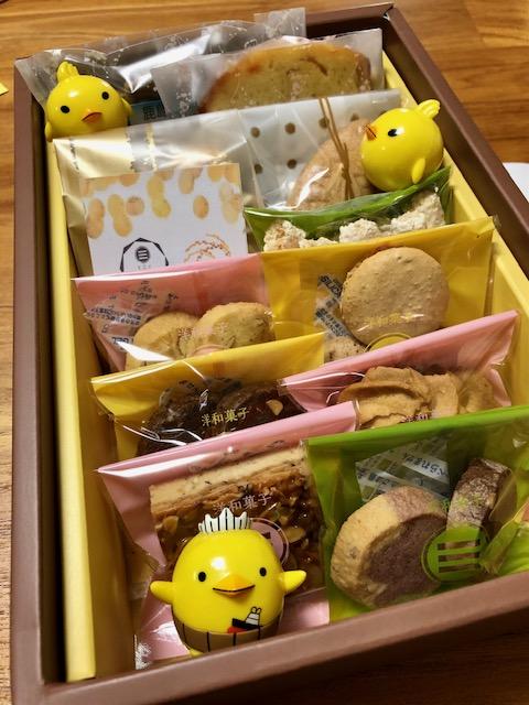 三浦菓子店の焼き菓子セット